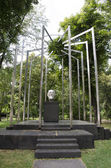 Monument to Karl Renner — Foto Stock