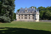 Azay-Le-Rideau castle in France — Stockfoto