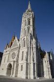 Matthias kilise budapeşte — Stok fotoğraf
