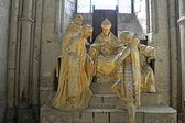 Jeanne d'Arc Rehabilitation Monument — Stock Photo
