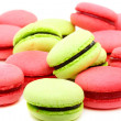 Macaroon closeup. — Stock Photo