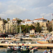 Antalya harbor. — Stock Photo