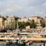 Antalya harbor. — Stock Photo #22017589