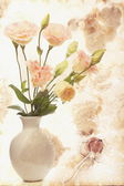 Flowers in a vase. — Stock Photo