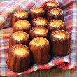 Stock Photo: Freshly Canele.
