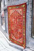 Colorful oriental rug.  — Foto de Stock