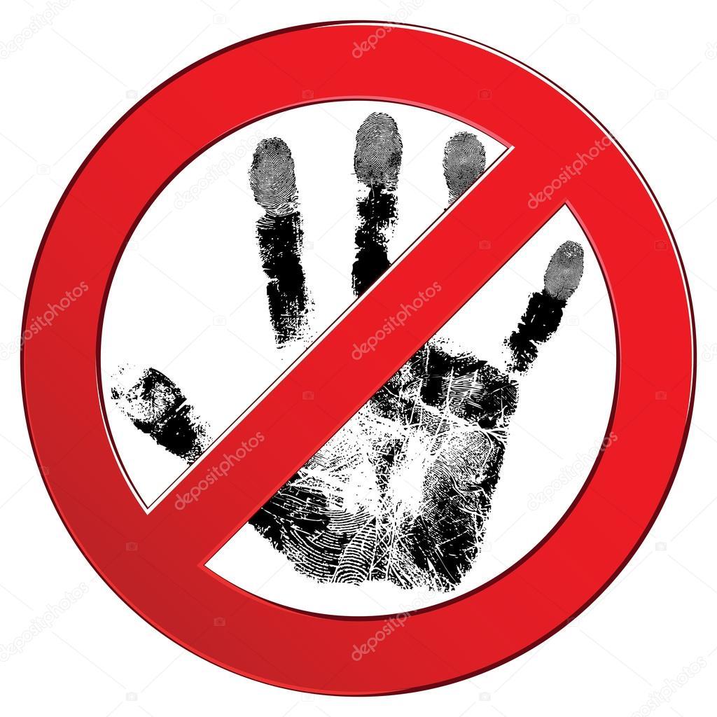 Почему нельзя трогать руками лицо