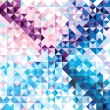 Royalty-Free Stock Vector Image: Geometric background for design