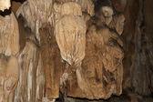 Stalactite cave Mamin's on the Karabi plateau in a Crimea — Stock Photo