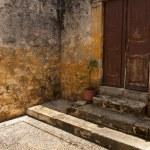 Old door in Old Town — Stock Photo #49497567