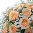 Exquisite wedding bouquet — Stock Photo