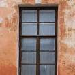 Old dirty window — Foto de Stock