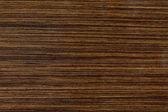 Wenge wood  background — Stock Photo