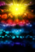 sunlight colorful background — Stockfoto