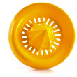 Stock Photo: Orange plastic lemon squeezer