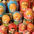 Babushka Dolls — Stock Photo