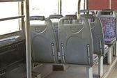 Inside of the bus  — Stock fotografie