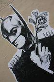 Street Art in Paris — Stock Photo