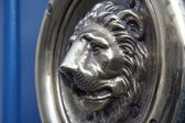Lion's door — Stockfoto