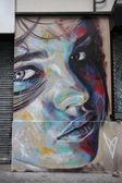 Paris Graffiti — Stock Photo