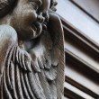 Angel in Paris - Stock Photo