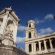Saint Sulpice - Stock Photo