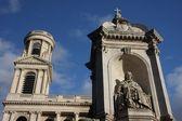 Saint Sulpice — Stock Photo