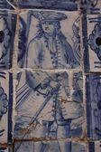 Azulejos — Zdjęcie stockowe