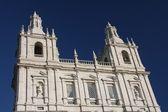 Church in Lisbon — Stock Photo
