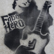 Royalty-Free Stock Photo: Fado Hero