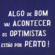 Optimism Graffiti — Foto de Stock