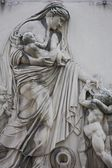 French sculpture — Stock Photo