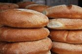 Moroccan Bread — Stock Photo