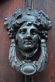 Ancient Door Knocker — Stock Photo