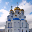 Cathedral Church of the Kazan Icon of the Mother of God — Stock Photo