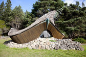 Sea Ranch Chapel — Stock Photo
