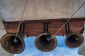 3 Bells — Stock Photo