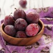 Stock Photo: Sweet plum