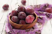 Sweet plum — Stock Photo