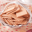 Sweet biscuit — Stock Photo