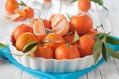 Fresh mandarin — Stock Photo