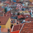 old roofs — Stock Photo