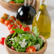 Salad with arugula — Stock Photo #38952527