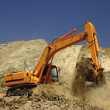 Open pit — Stock Photo #13635425