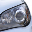 Car headlight — Stock Photo #15877281