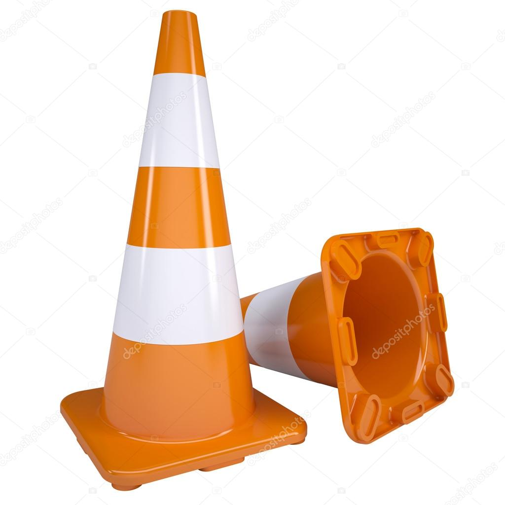 Фото дорожный конус в попе 3 фотография