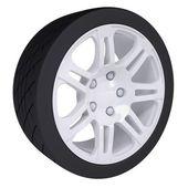 Wheel. — Stock Photo