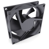 Computer fan — Stock Photo