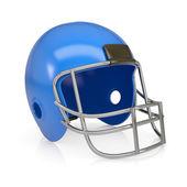 American football helmet — Stock Photo