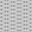 White woven rattan — Stock Photo #34391537